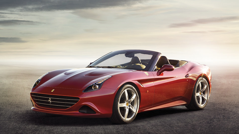 Ferrari California #1