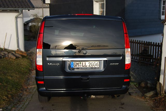 2005 Mercedes-Benz Viano #2