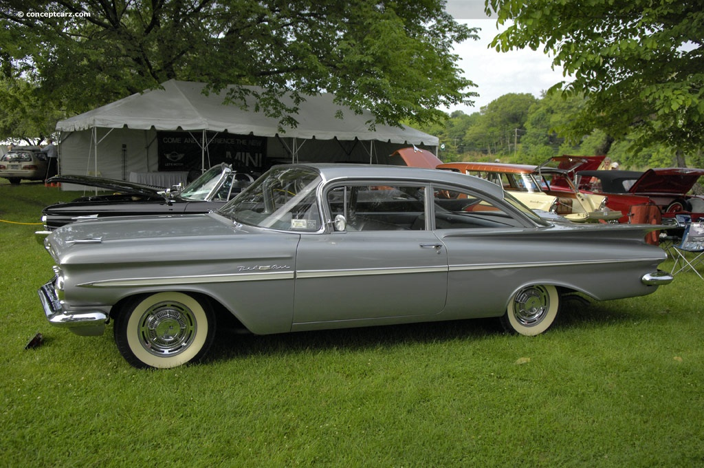 1959 Chevrolet Bel Air #8