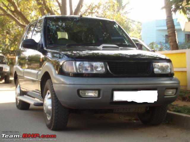 2001 Tata Safari #12
