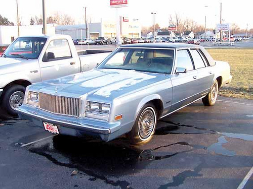 1981 Chrysler Newport #8