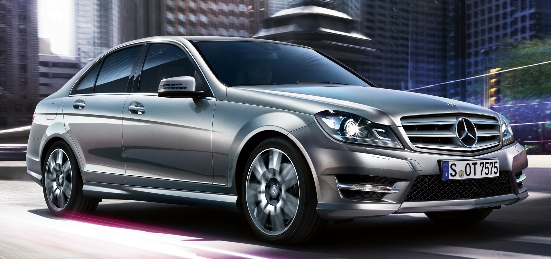 2013 mercedes benz c class photos informations articles. Black Bedroom Furniture Sets. Home Design Ideas