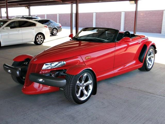 1999 Plymouth Prowler #3