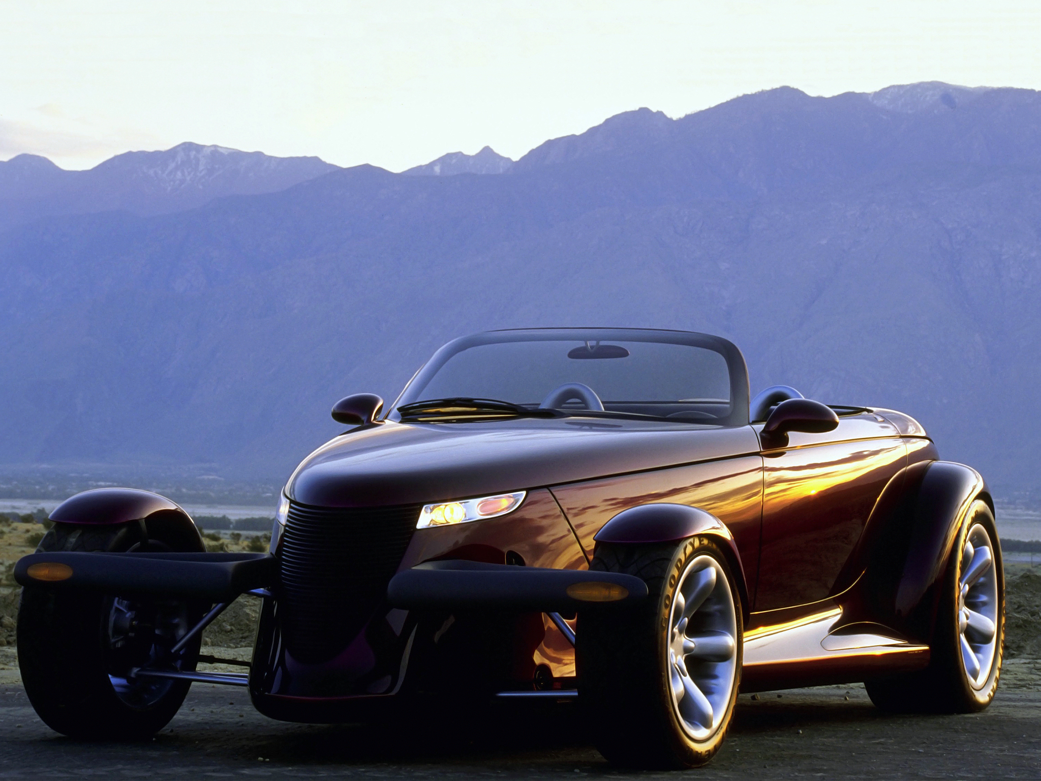 Plymouth Prowler #18