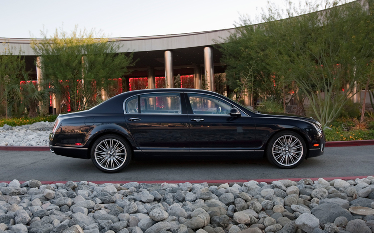 2010 Bentley Continental Flying Spur #6