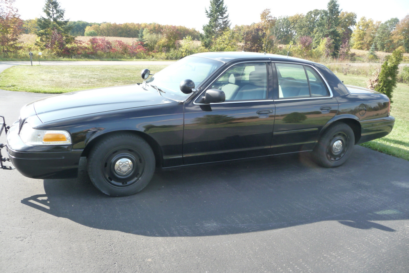 1999 Ford Crown Victoria #11