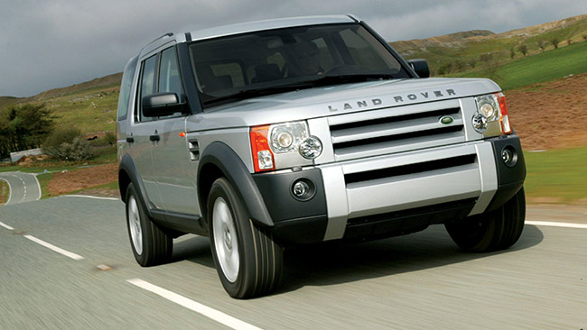 Land Rover Discovery 3 #2