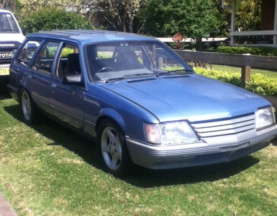 1985 Holden Commodore #11