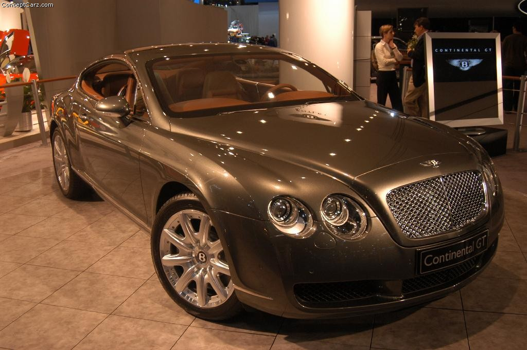 2003 Bentley Continental #6