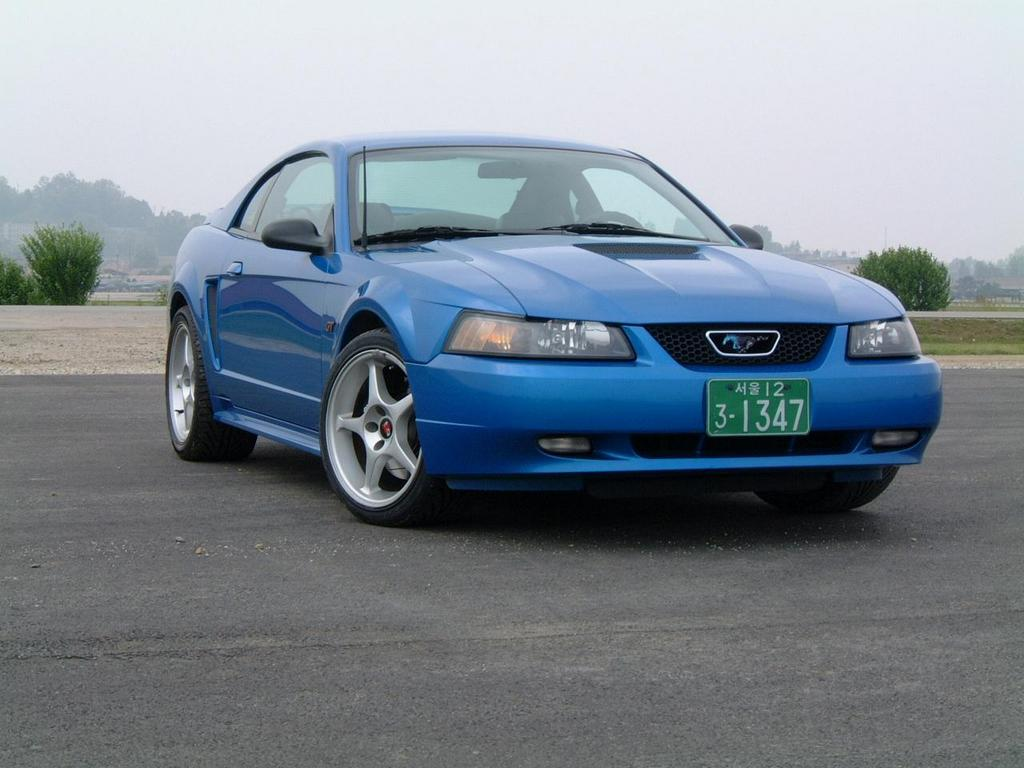 2000 Ford Mustang #14