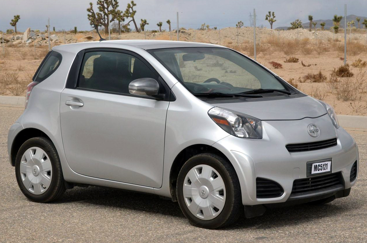 Scion Iq #3