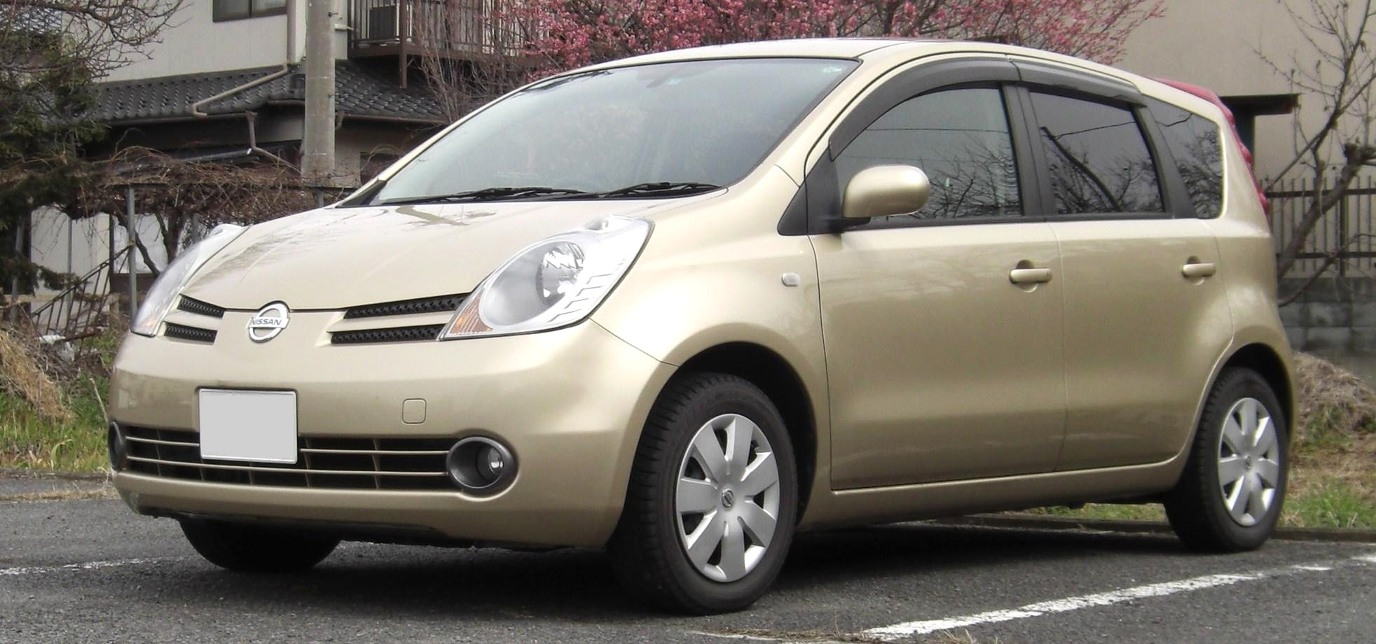2008 Nissan Note #18