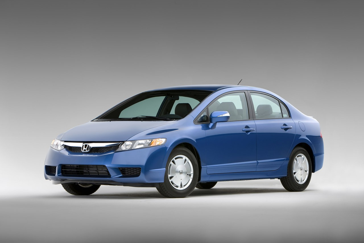 2009 Honda Civic #3