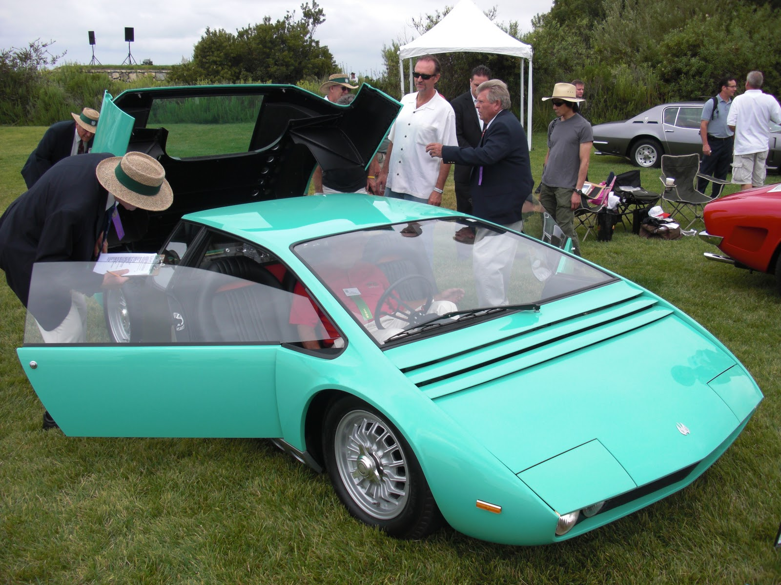 Bizzarrini Manta #17