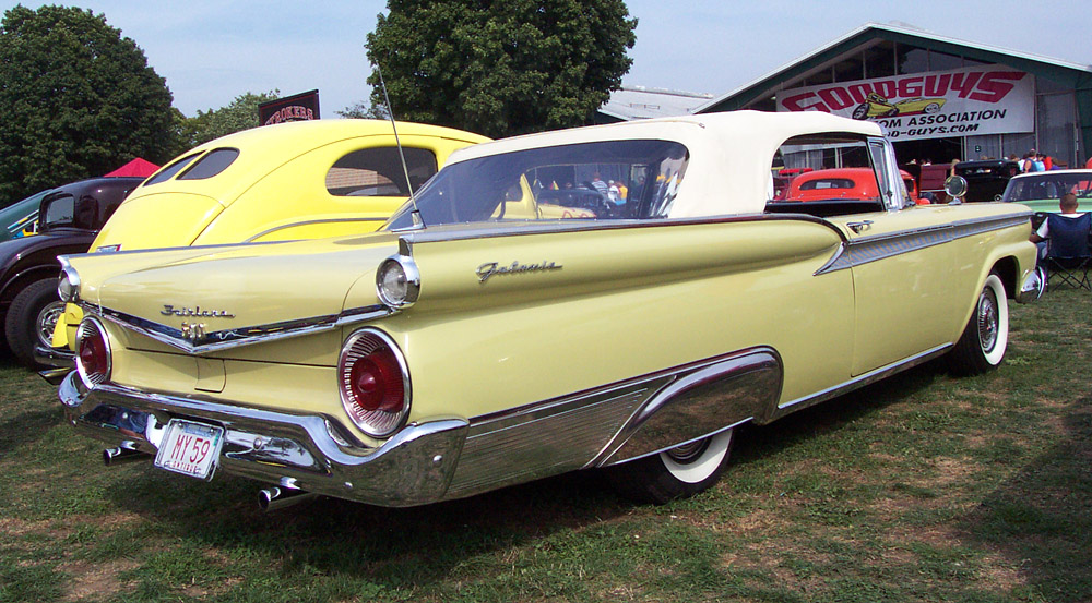 1959 Ford Galaxie #10