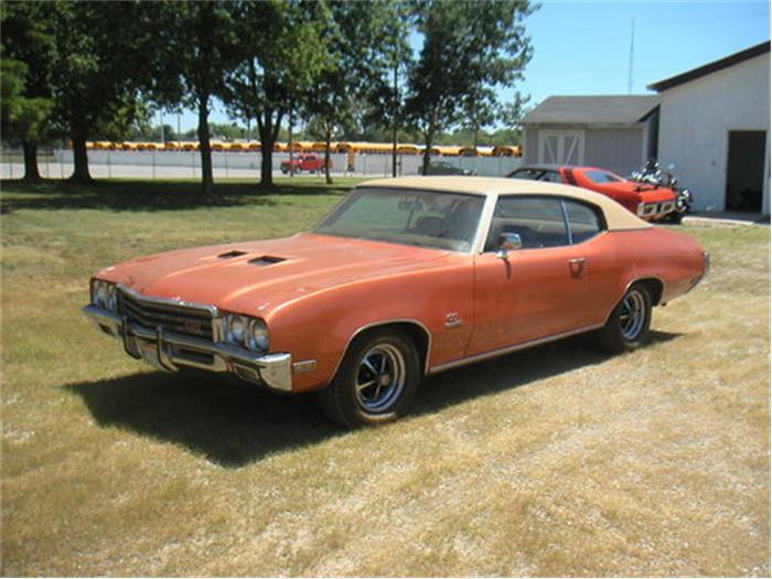 1971 Buick GS #9