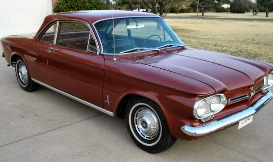 1961 Chevrolet Corvair #6