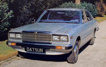 1979 Nissan Laurel #14