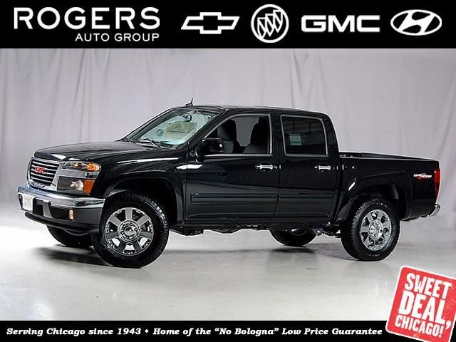 2012 GMC Canyon #10