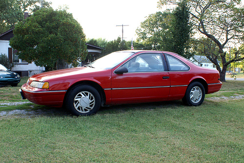 1991 Ford Thunderbird #14