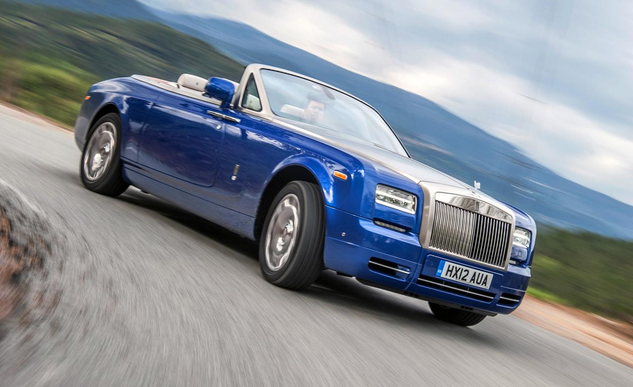 2014 Rolls royce Phantom Drophead Coupe #11
