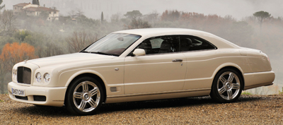 2010 Bentley Brooklands #5