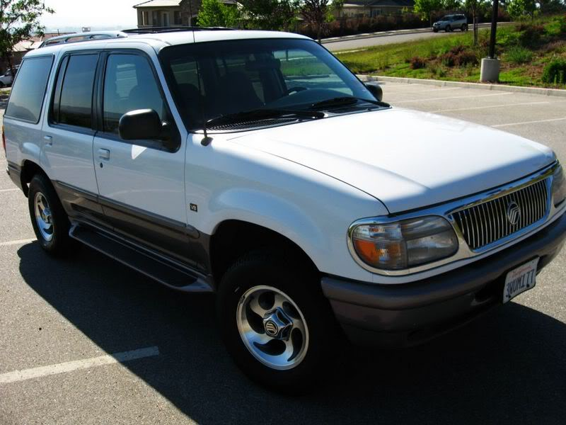 1997 Mercury Mountaineer #10