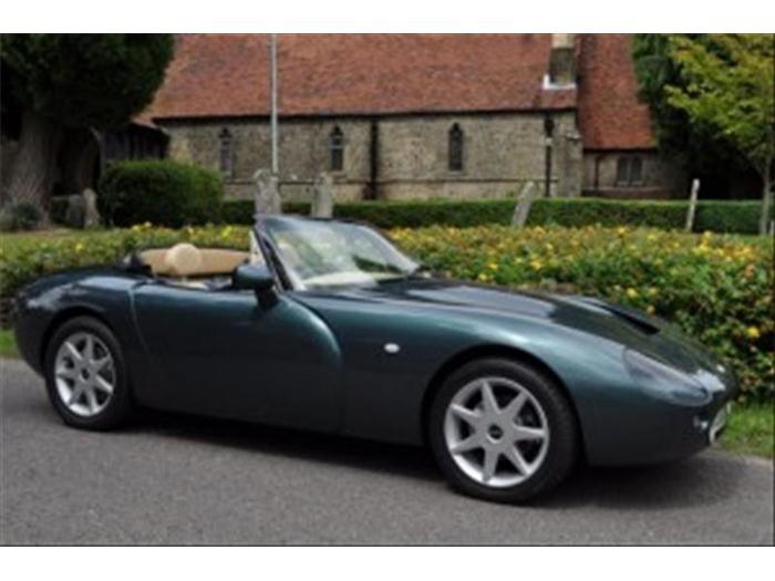 2002 TVR Griffith #4
