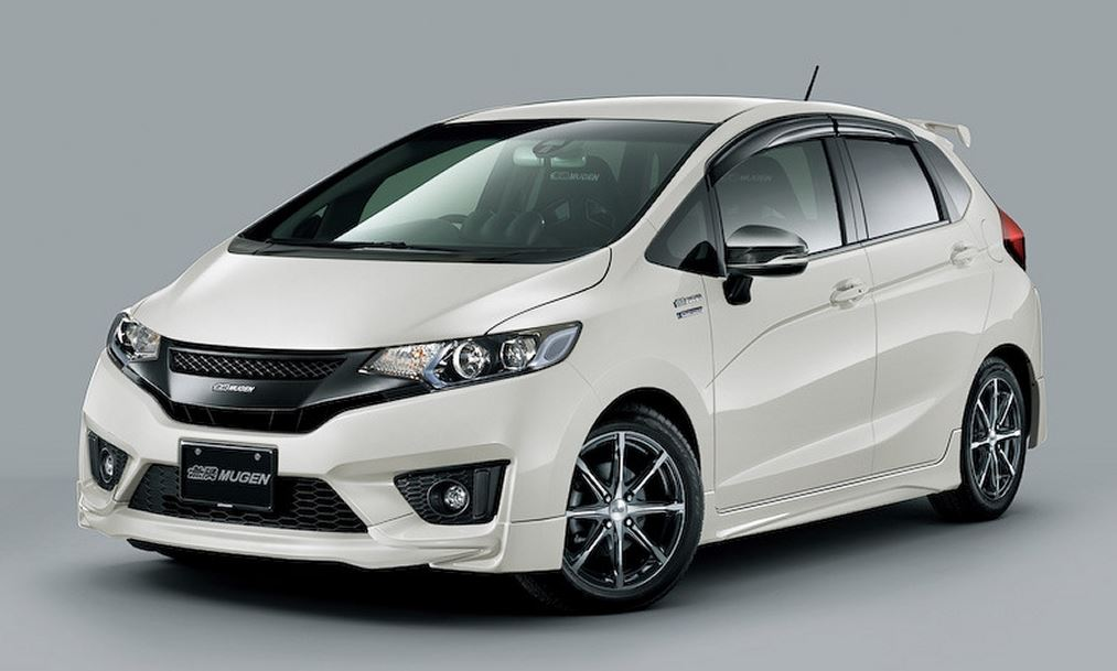 Honda Jazz Photos Informations Articles