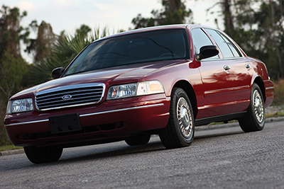 1998 Ford Crown Victoria #12