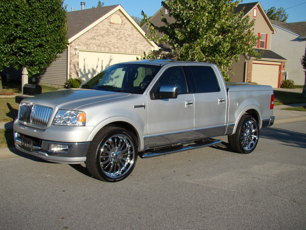 2006 Lincoln Mark Lt #3