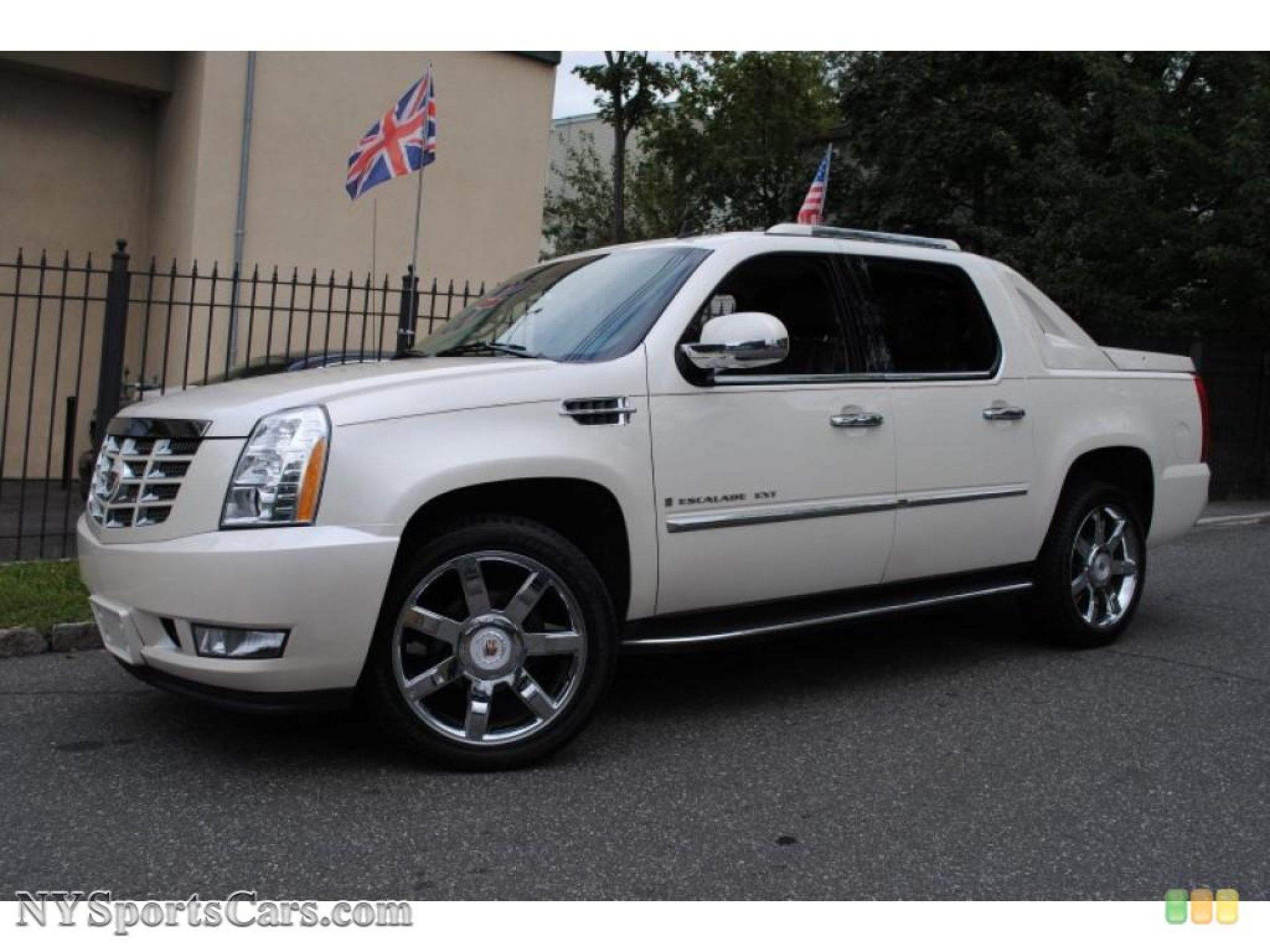 2013 Cadillac Escalade Ext s Informations Articles