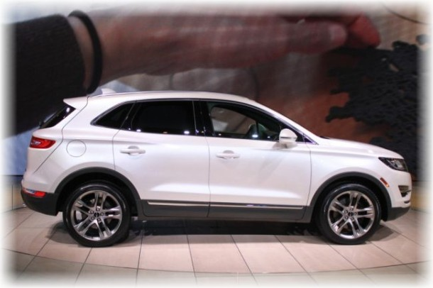 2015 Lincoln Mkx #8