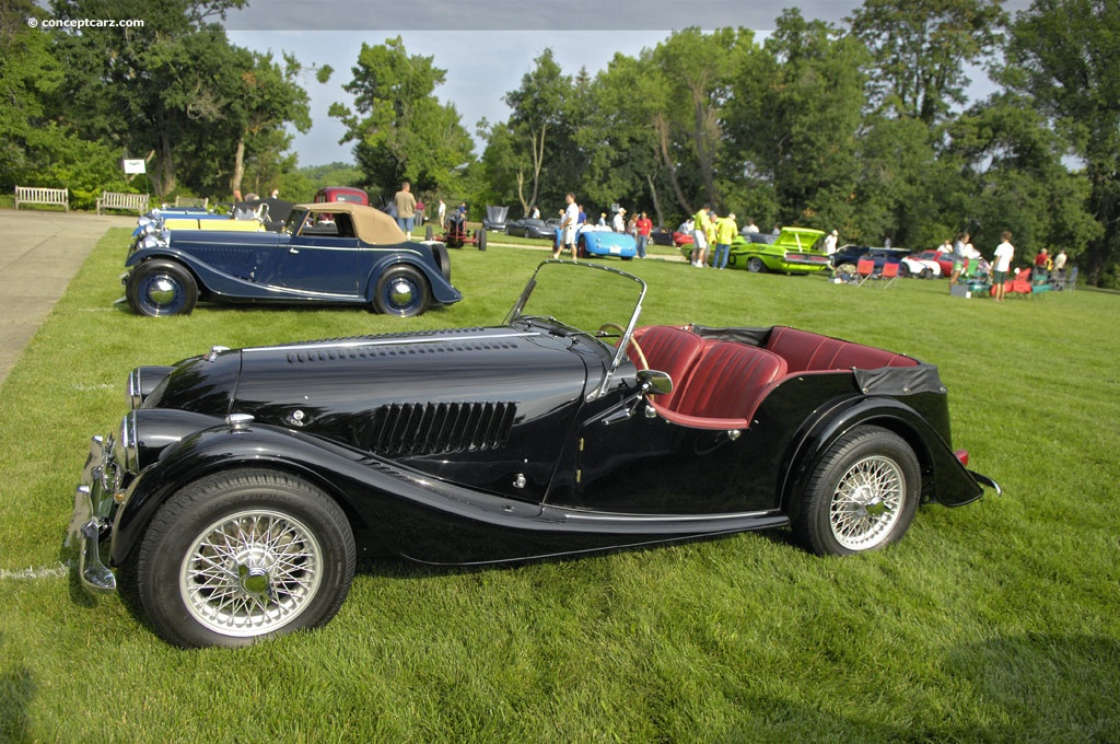 1957 Morgan Plus 4 #2