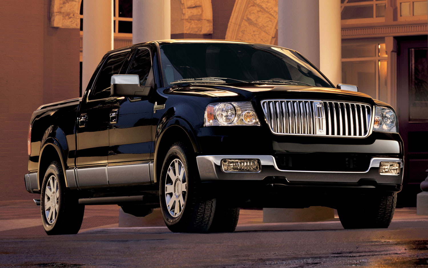 Lincoln Mark Lt #7