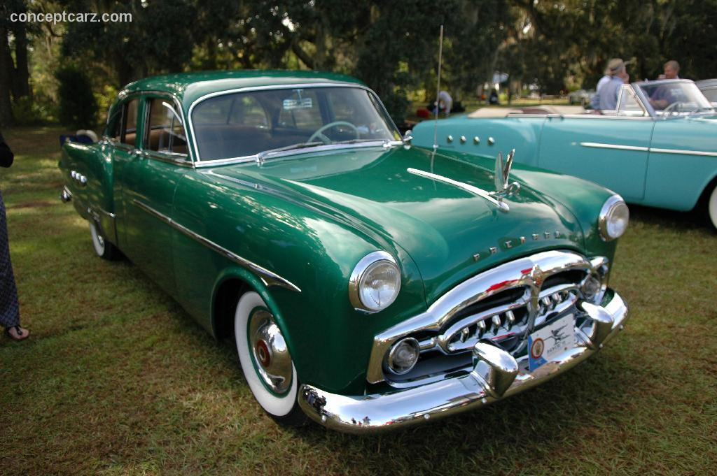 1954 Packard Patrician #13