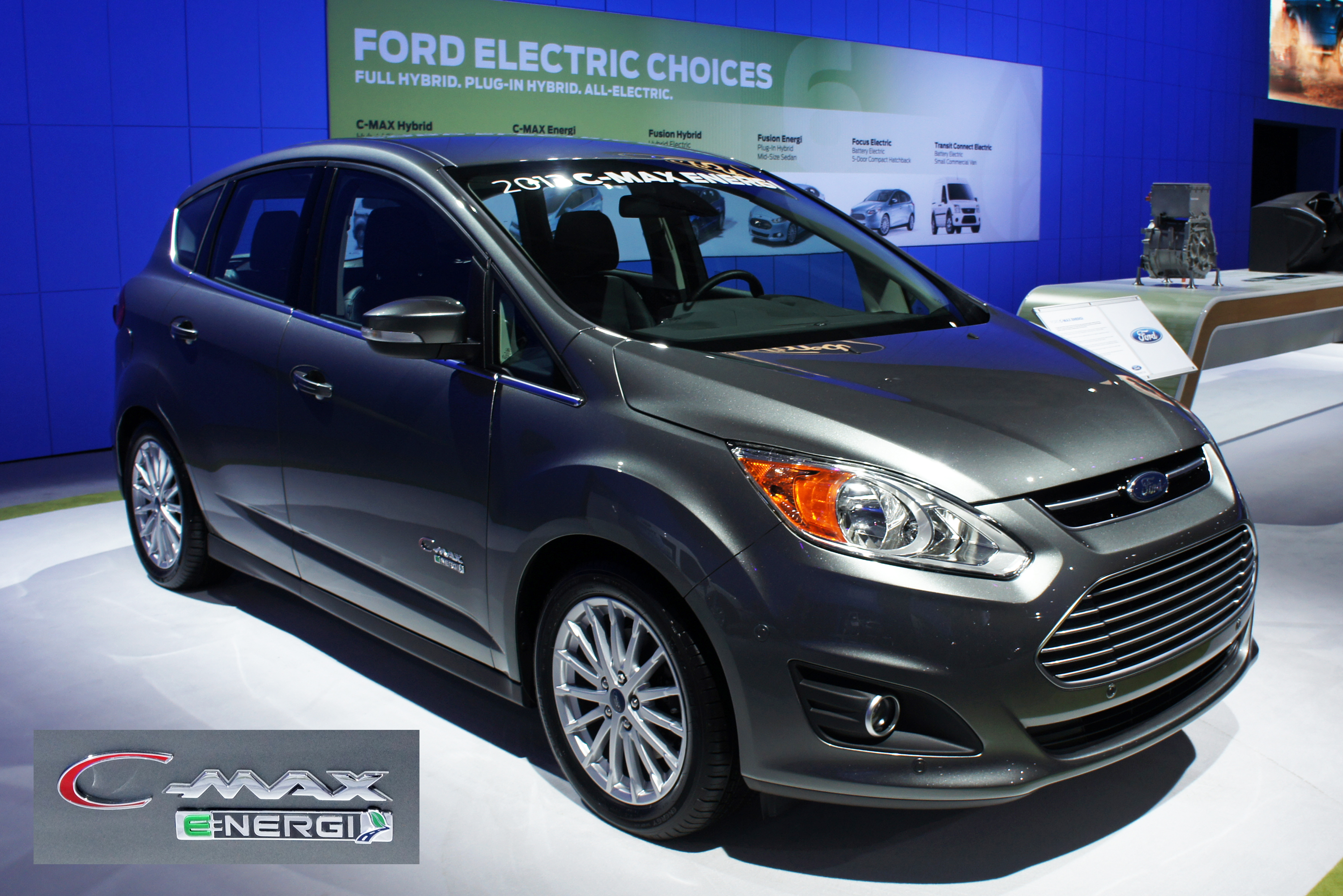 2012 Ford C-Max #1