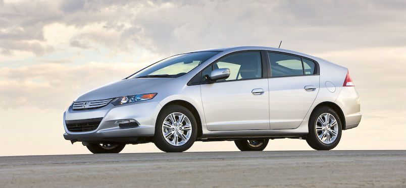 2010 Honda Insight #6