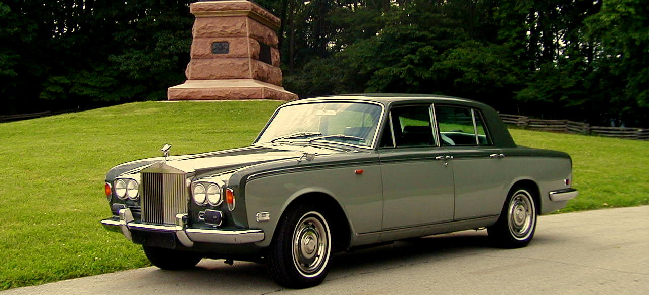 Rolls royce Silver Shadow #6
