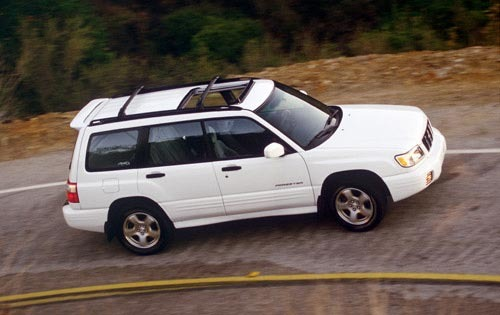 2002 subaru forester photos informations articles. Black Bedroom Furniture Sets. Home Design Ideas