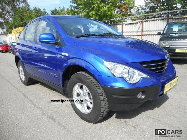 2006 Ssangyong Actyon #1