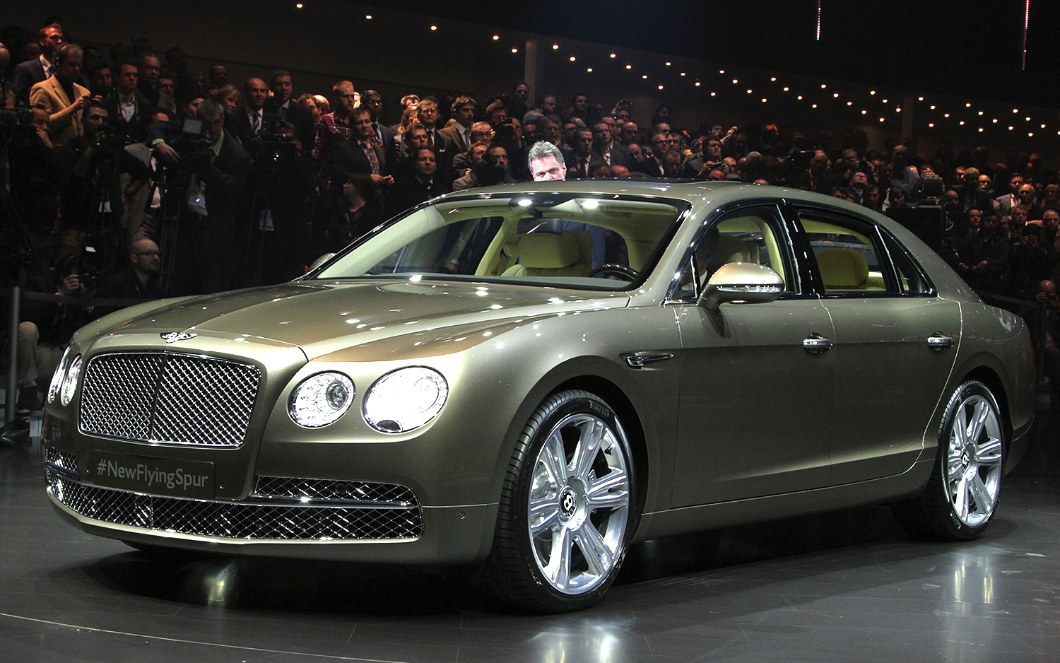 2014 Bentley Flying Spur #3