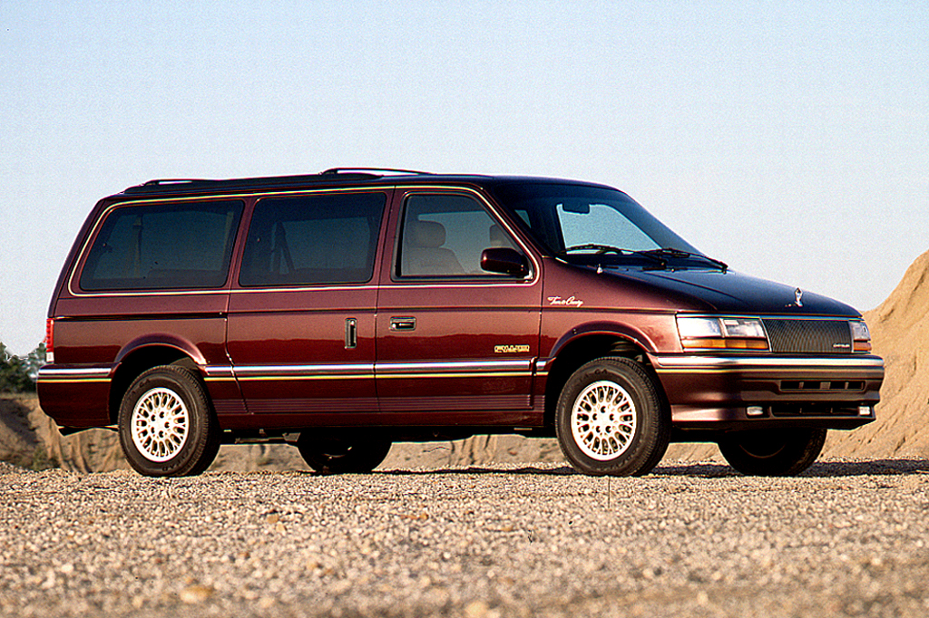 1991 Chrysler Town And Country #3