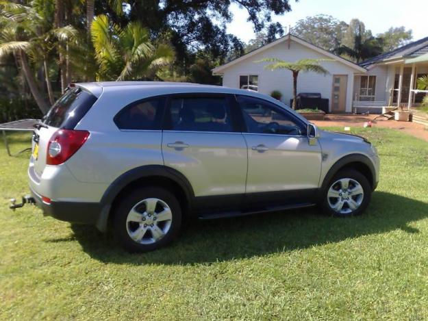 2007 Holden Captiva #10
