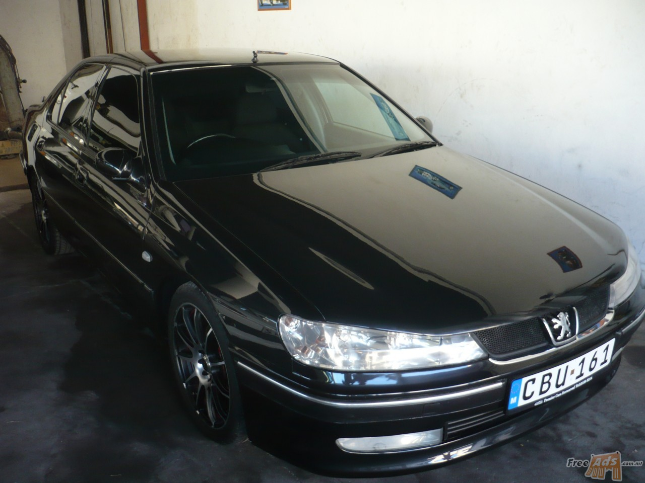 2004 peugeot 406 photos informations articles. Black Bedroom Furniture Sets. Home Design Ideas