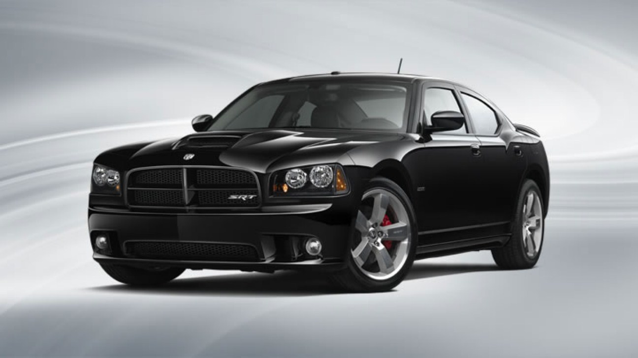2009 Dodge Charger #11