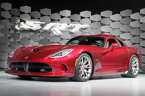 Chrysler Viper #5