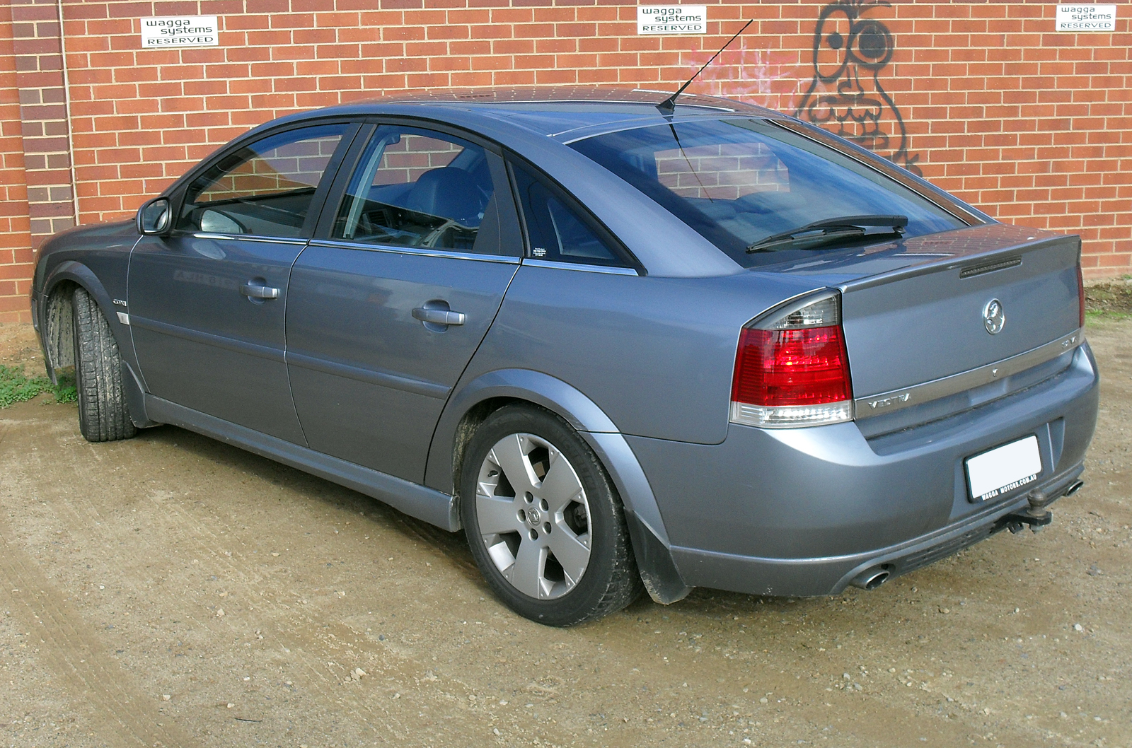 2005 Holden Vectra #6