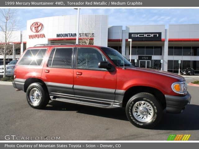 1999 Mercury Mountaineer #10