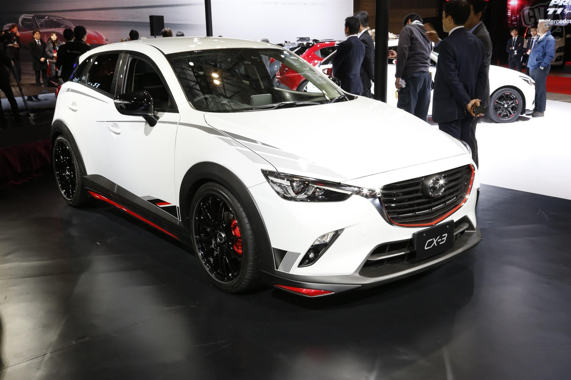 2016 mazda cx 3 photos informations articles. Black Bedroom Furniture Sets. Home Design Ideas